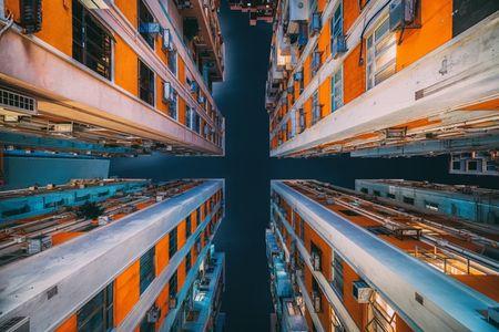 Hinh anh khong the tin ve nha choc troi o Hong Kong - Anh 11