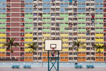 Hinh anh khong the tin ve nha choc troi o Hong Kong - Anh 13