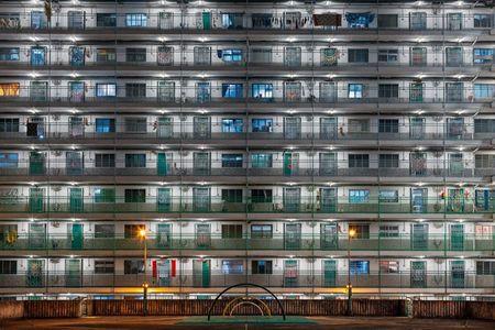 Hinh anh khong the tin ve nha choc troi o Hong Kong - Anh 6