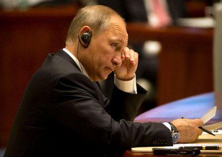 Putin nham nhe don giang tra, Nga, My het duong lui? - Anh 1