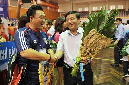Khai mac Giai Bong ban Cup Hoi Nha bao Viet Nam lan thu XI – nam 2017 - Anh 8