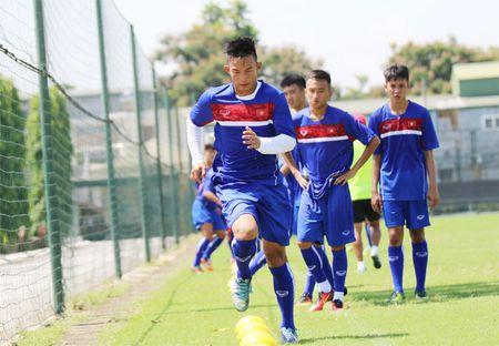 Nhan dinh U18 Viet Nam vs U18 Brunei VCK U18 Dong Nam A - Anh 1