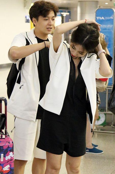 Nhung cap doi duoc fan 'hong' dam cuoi nhat showbiz Viet - Anh 14