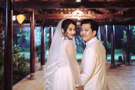 Nhung cap doi duoc fan 'hong' dam cuoi nhat showbiz Viet - Anh 20