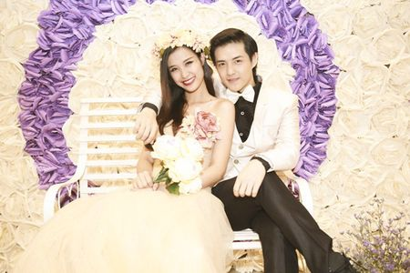 Nhung cap doi duoc fan 'hong' dam cuoi nhat showbiz Viet - Anh 6