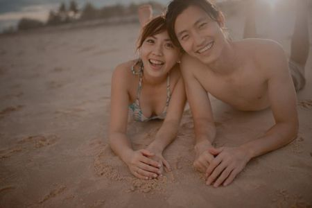 Xuyt xoa voi bo anh cuoi dep nhu mo chup tai Viet Nam cua cap doi Dai Loan - Anh 10
