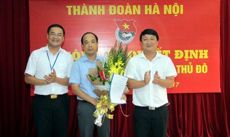 Bao Tuoi tre Thu do co Tong bien tap moi - Anh 1
