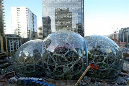 Amazon chuan bi xay dung tru so thu 2 tri gia 5 ty USD - Anh 2