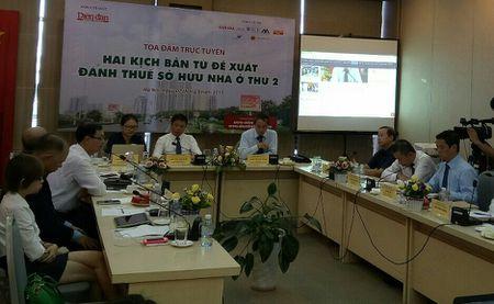 Nam 2017-2018, chua dat van de danh thue nha thu 2 - Anh 1