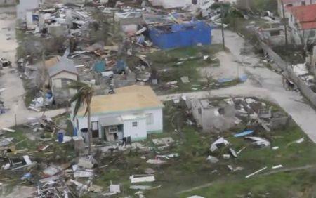 Hang loat biet thu cua ong Donald Trump 'hung' bao Irma? - Anh 3