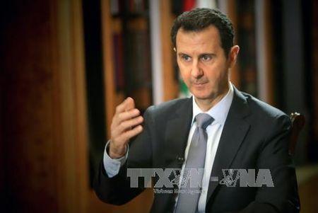 Tong thong Syria co vi the quan su manh nhat trong 6 nam qua. - Anh 1