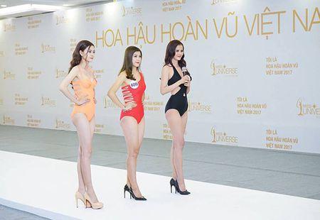 Huong Ly gia nhap hoi 'quan quan Next Top' thi Hoa hau Hoan vu 2017 - Anh 4