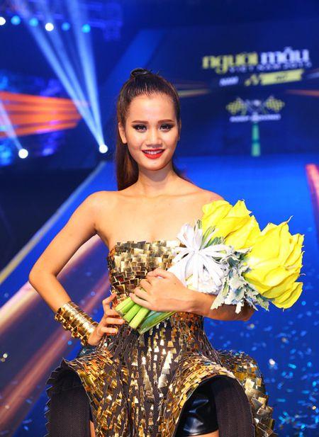Huong Ly gia nhap hoi 'quan quan Next Top' thi Hoa hau Hoan vu 2017 - Anh 5