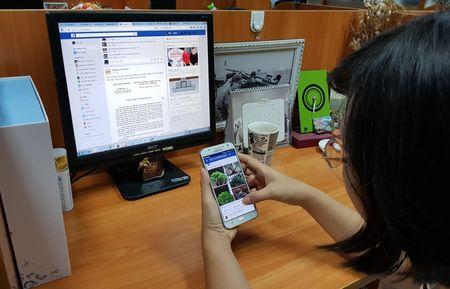 Nu sinh 16 tuoi nhap vien tam than vi thoi quen su dung Facebook nhieu gio trong ngay - Anh 1