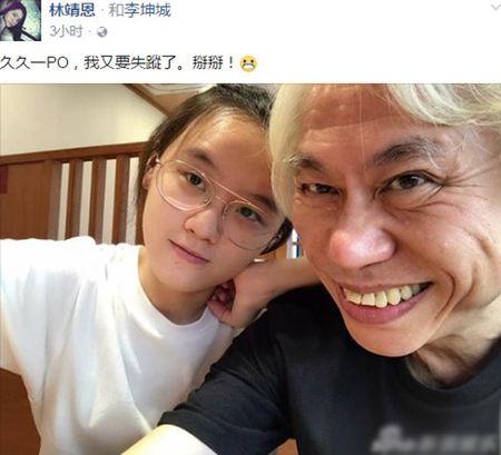 "Cap doi ong - chau Dai Loan dang anh tinh cam sau 9 thang mat tich tiep tuc ""gay bao"" - Anh 1"