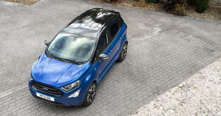 Ford EcoSport 2018 sap co them ban may dau - Anh 7