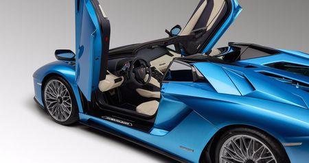 Lamborghini Aventador S Roadster chinh thuc lo dien, gia tu 460.000 USD - Anh 10