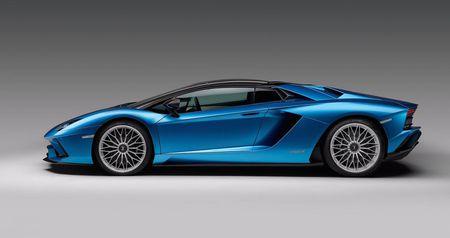Lamborghini Aventador S Roadster chinh thuc lo dien, gia tu 460.000 USD - Anh 4