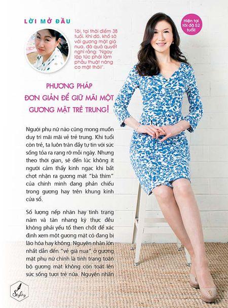 Vu dieu lan da: Bi mat cho nhan sac khong tuoi cua phu nu Nhat - Anh 3