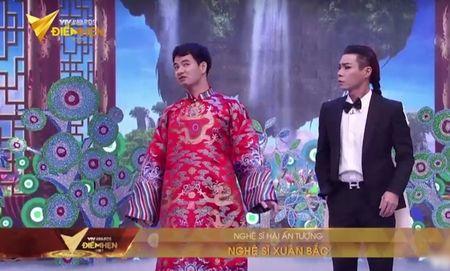 Nguoi phan xu 'vuot mat' Song chung voi me chong o VTV Awards 2017 - Anh 5