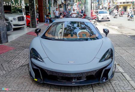 Sieu xe cu McLaren 570S cua Cuong Do La 'lot xac' an tuong nho goi do hang hieu - Anh 1