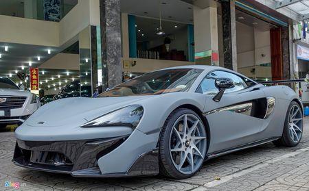 Sieu xe cu McLaren 570S cua Cuong Do La 'lot xac' an tuong nho goi do hang hieu - Anh 2