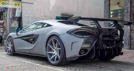 Sieu xe cu McLaren 570S cua Cuong Do La 'lot xac' an tuong nho goi do hang hieu - Anh 3