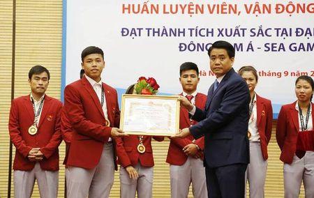 Ha Noi tang Bang khen, thuong moi van dong vien doat Huy chuong vang SEA Games 55 trieu dong - Anh 3