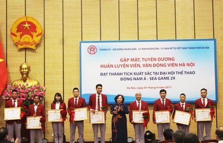 Ha Noi tang Bang khen, thuong moi van dong vien doat Huy chuong vang SEA Games 55 trieu dong - Anh 4