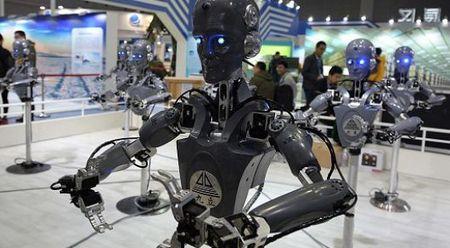 Trung Quoc len ke hoach 'nghien nat' nganh cong nghiep che tao robot My - Anh 1