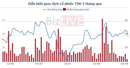 TDH: Loi nhuan rong sau soat xet 6 thang giam 17 ty dong - Anh 1