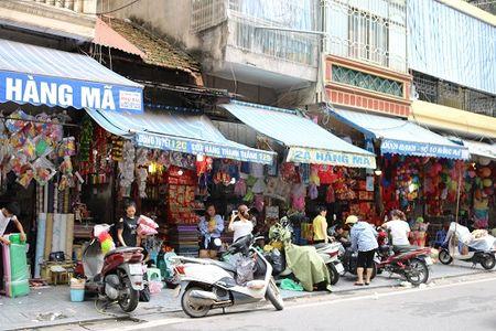 Pho Hang Ma ruc ro sac mau truoc them Tet Trung thu - Anh 4