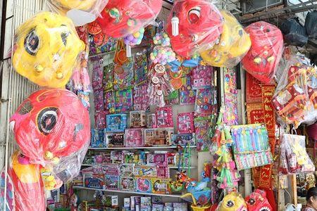 Pho Hang Ma ruc ro sac mau truoc them Tet Trung thu - Anh 5