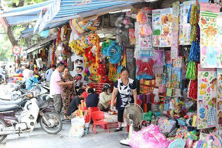 Pho Hang Ma ruc ro sac mau truoc them Tet Trung thu - Anh 7