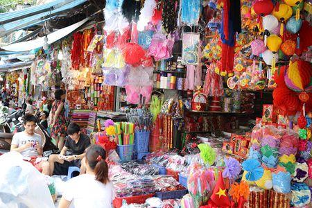Pho Hang Ma ruc ro sac mau truoc them Tet Trung thu - Anh 9