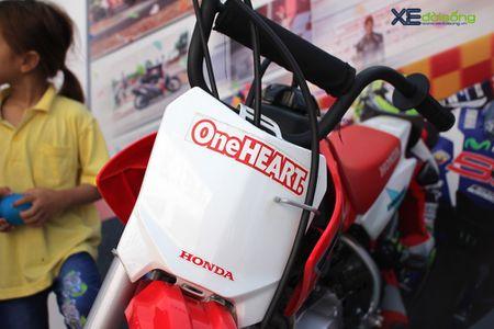 Honda CRF50F tai Viet nam: 'cao cao ruoi' cho tre em - Anh 3