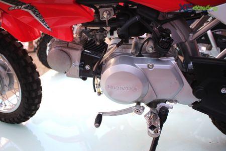 Honda CRF50F tai Viet nam: 'cao cao ruoi' cho tre em - Anh 6