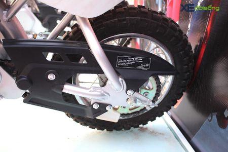 Honda CRF50F tai Viet nam: 'cao cao ruoi' cho tre em - Anh 7