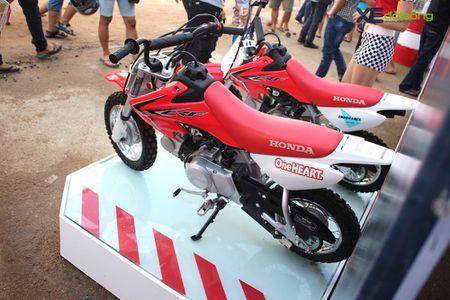 Honda CRF50F tai Viet nam: 'cao cao ruoi' cho tre em - Anh 8