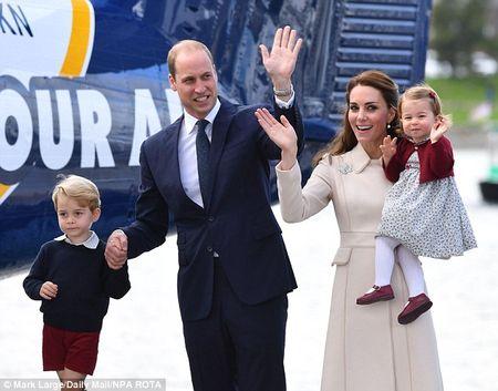 Cong nuong Kate Middleton hanh phuc mang thai lan thu 3 - Anh 1