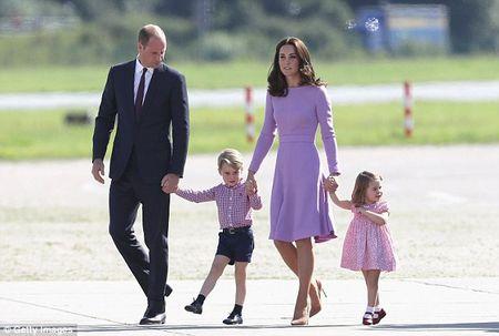 Cong nuong Kate Middleton hanh phuc mang thai lan thu 3 - Anh 2