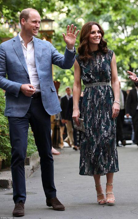 Cong nuong Kate Middleton hanh phuc mang thai lan thu 3 - Anh 4