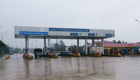 Quang Tri de xuat tra phi BOT theo so km su dung - Anh 1