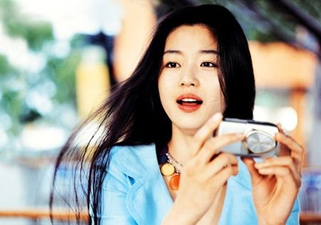 Nhan sac khong tuoi cua 'Co nang ngo ngao' qua 20 nam - Anh 4