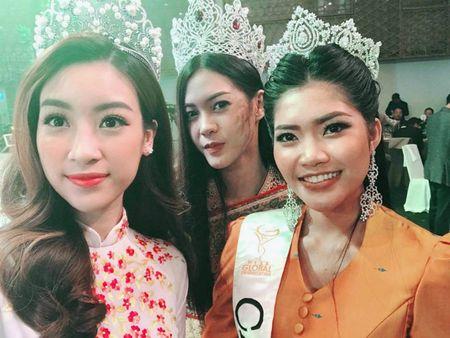 Ba xa Tuan Hung ben 2 con, Tang Thanh Ha khoe anh gia dinh binh di - Anh 4