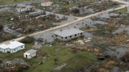 Sieu bao Irma tan pha vung Caribe khien 7 nguoi thiet mang - Anh 1