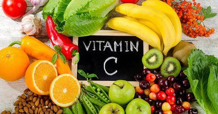 Tac hai khong ngo khi bo sung vitamin C sai cach - Anh 1