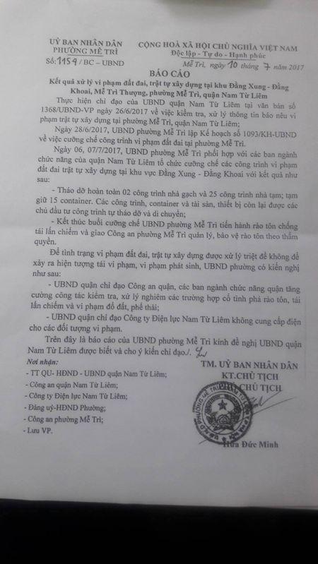 Dat nong nghiep 'bien tuong': Chu tich Ha Noi quyet liet, phuong Me Tri 'binh chan nhu vai'? - Anh 2