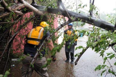 Sieu bao Irma tan pha nghiem trong cac dao o Caribe - Anh 1