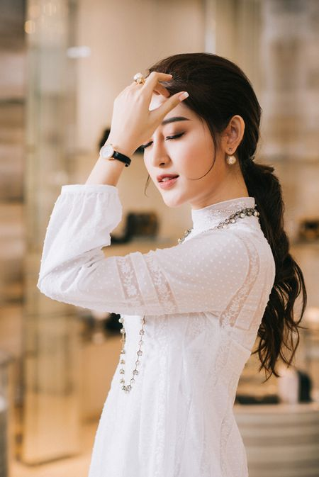 Huyen My manh tay mua do hieu thi Hoa hau Hoa binh The gioi 2017 - Anh 10